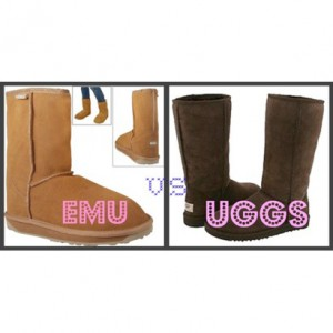 Uggs and Emus