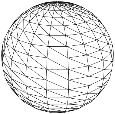 Ball and sphere