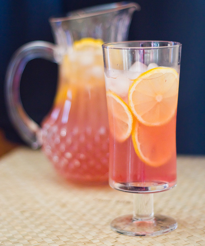 Difference between Lemonade and Pink Lemonade
