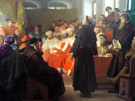 Difference between Lutheran and Anglican