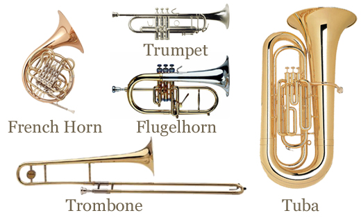 Brass Instruments.