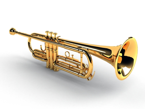 difference between trumpet and french horn