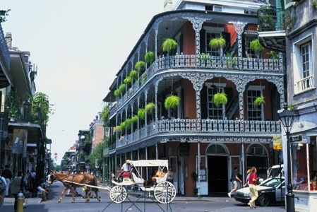 Historical Building in New Orleans