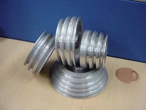 Choose the Best Aluminum Pulley