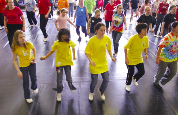 How to Clog Dance Step By Step