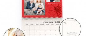 Create a Photo Calendar Using Shutterfly