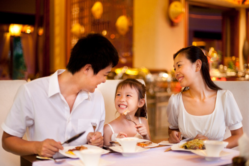 Dine Out with Small Kids