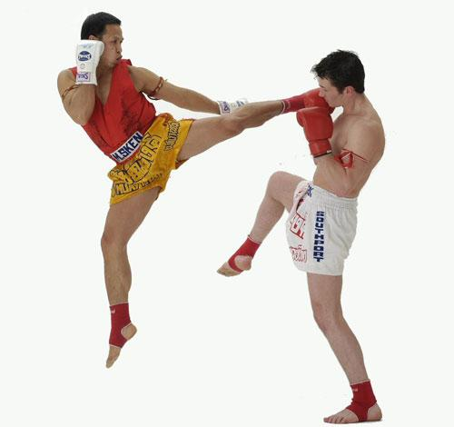 How to Do a Front Kick In Kickboxing
