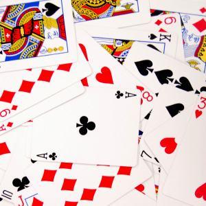 Diamond Encrusted Island Card Trick