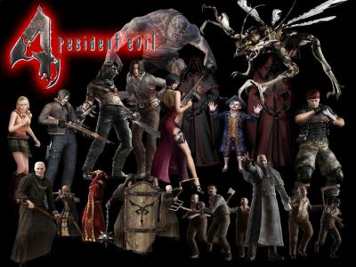 Resident Evil 4