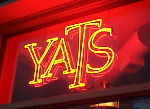 Eat Cheap Food at Yats in Indianapolis