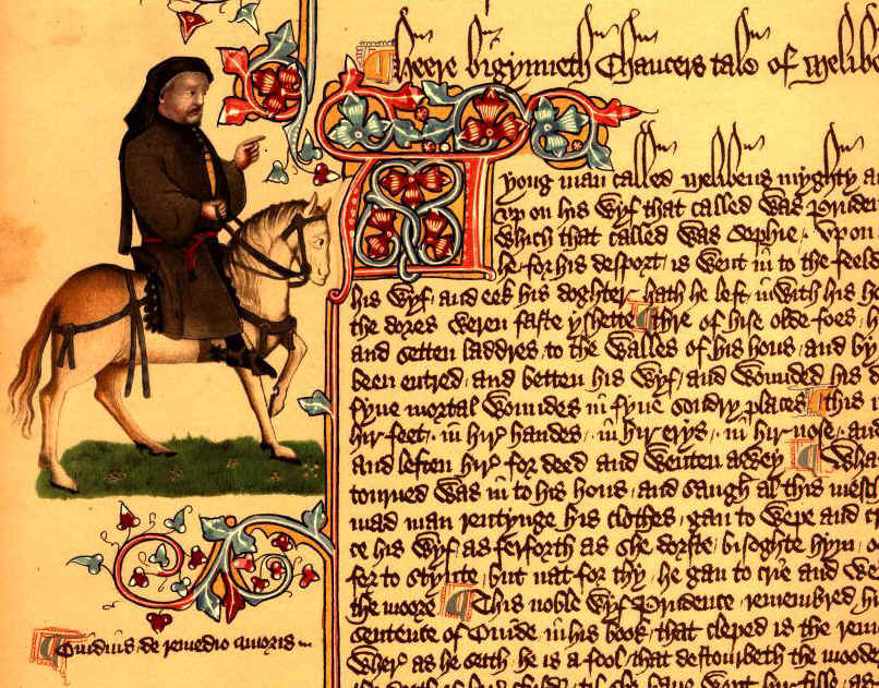 Experience the Canterbury Tales