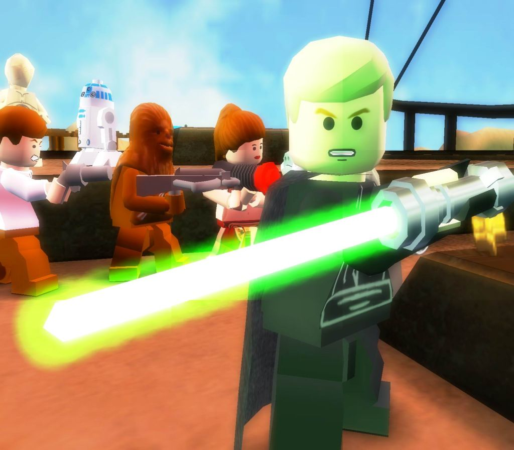 Find the Tenth Minikit in Lego Star Wars 2