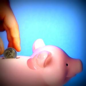 Symbol of income stream