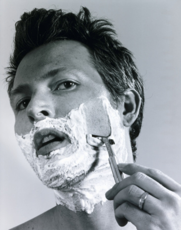 how to get ride of shaving bumps