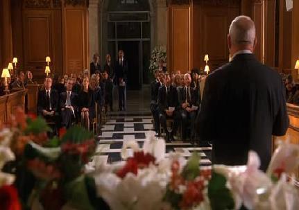 Speech at a Funeral