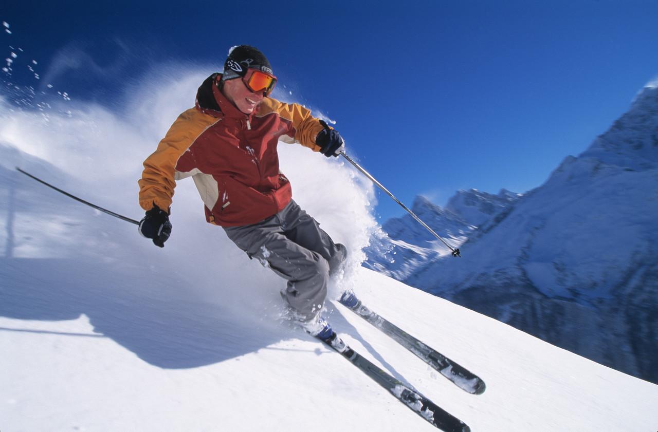 Go Skiing in Wolf Laurel, North Carolina