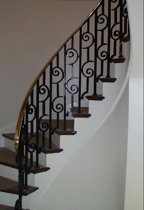 Identify the Components of a Typical Railing
