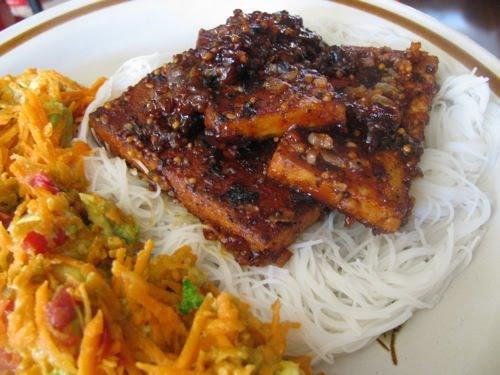 BBQ Tofu