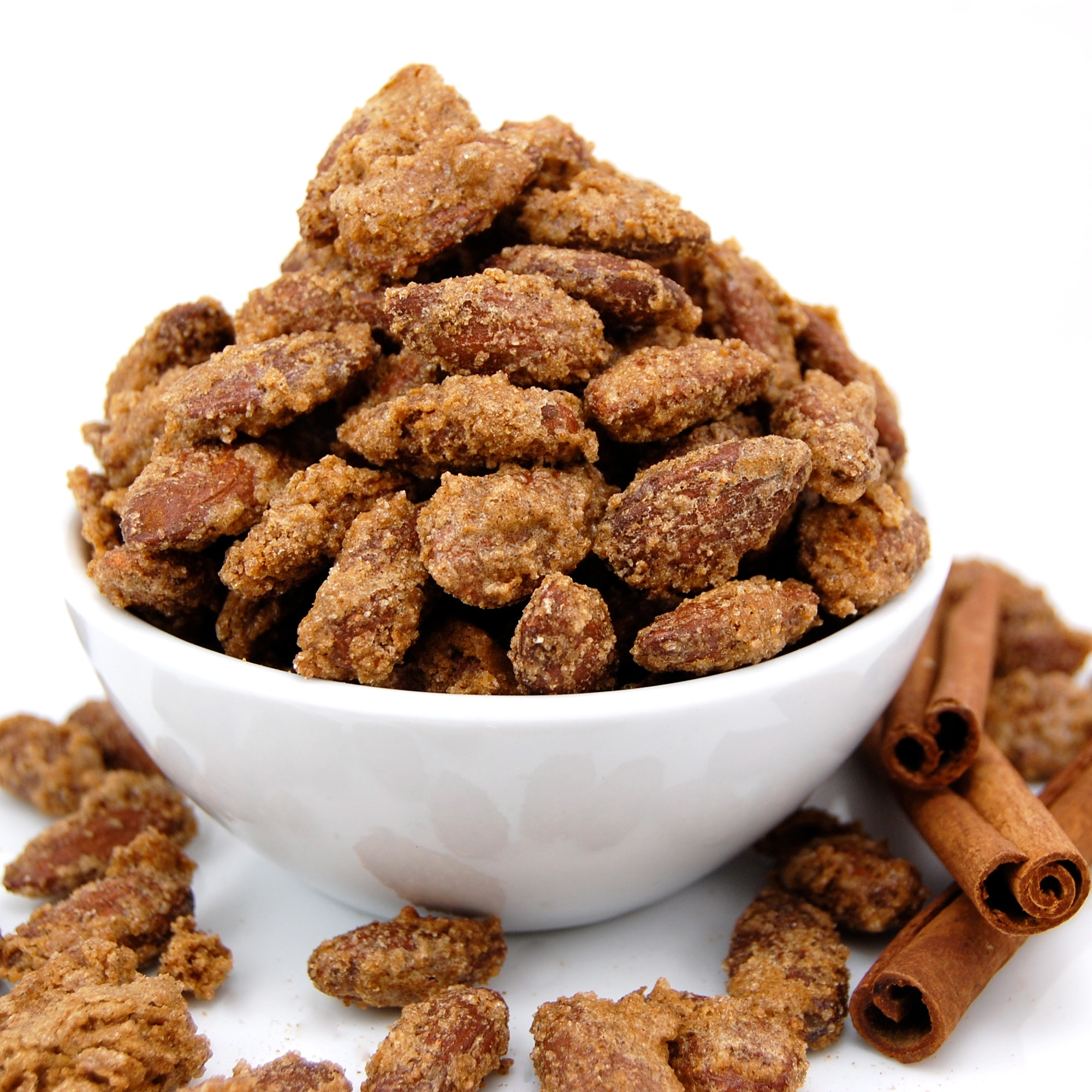 Cinnamon-Toasted Almonds