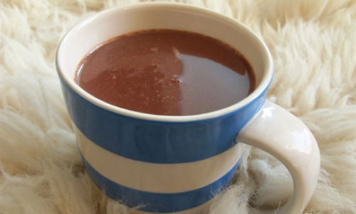 Hot Spanish Chocolate