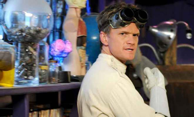 Dr horrible