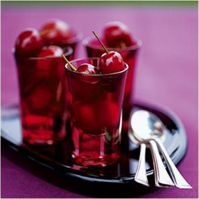 Apple Berry Crush (Vodka drink)