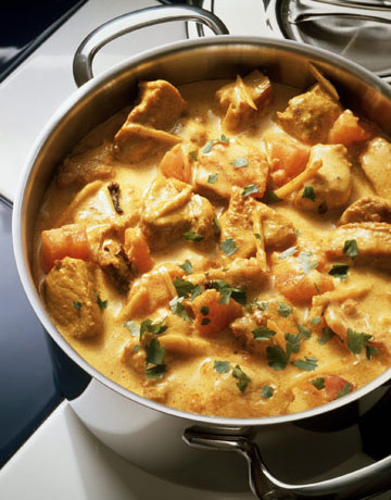 Exotic and Delicious Turkey Curry