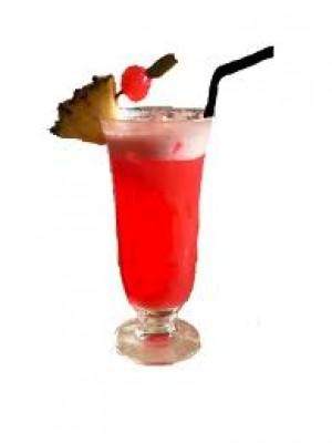 Santa Sling Cocktail