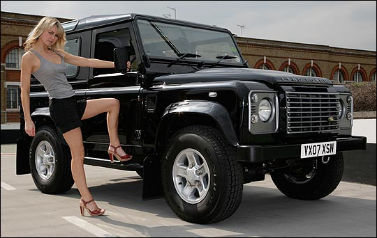 How to Own a Land Rover Defender