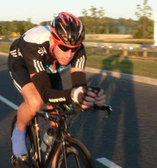 Pedalling Into a Head Wind