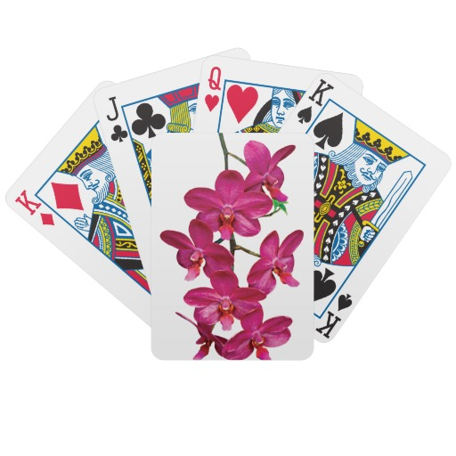 Perform the Playing Card Cascade