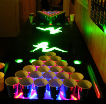 How to Play Beer Pong Cups