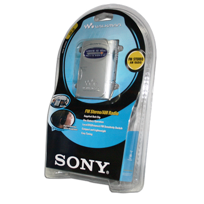 Play the Radio on Your Sony SRF-59