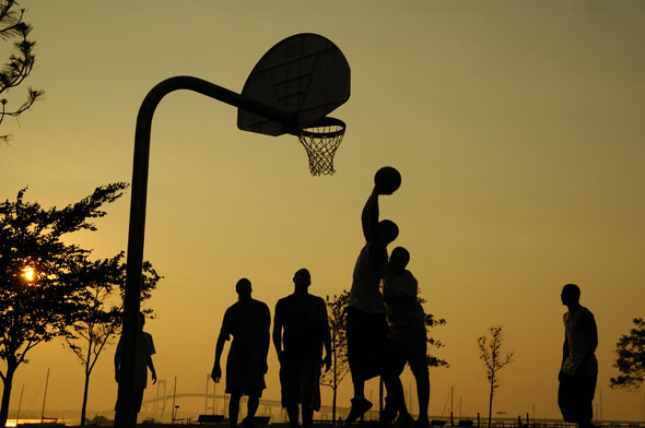 Pickup Basketball Etiquettes