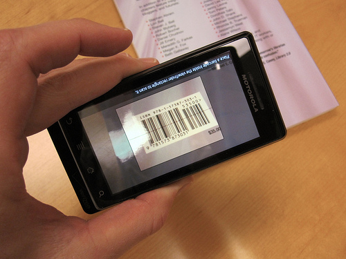 Scanning Barcodes With an Android Phone