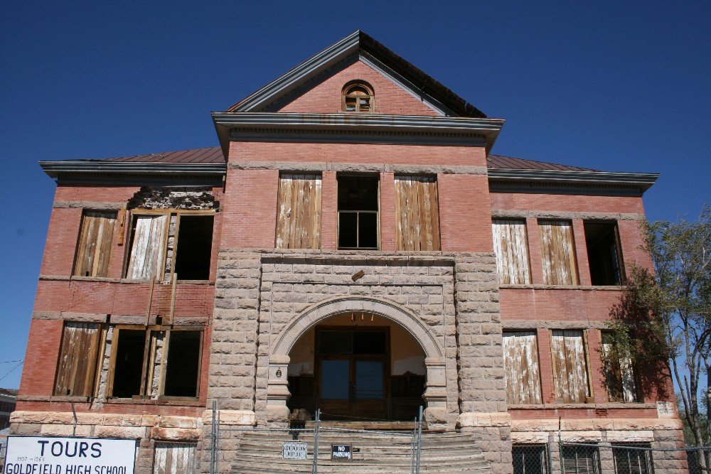 How to See a Ghost at the Goldfield Hotel in Nevada