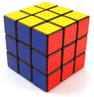 RubikSolve - Solve