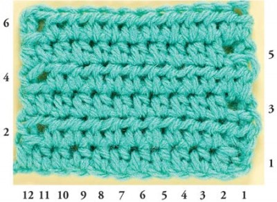 How to Crochet a Foundation-Less Double Crochet | eHow