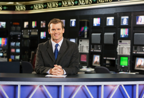 TV News Reporter