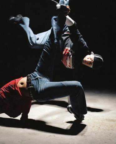 How to Windmill Break-dance For Beginners