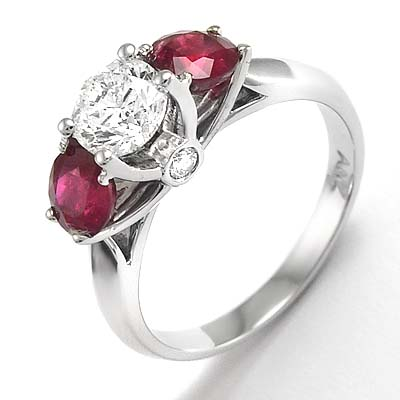 Diamonds and Rubies as Energy Booster
