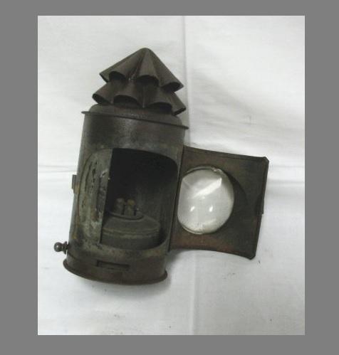 bullseye lantern