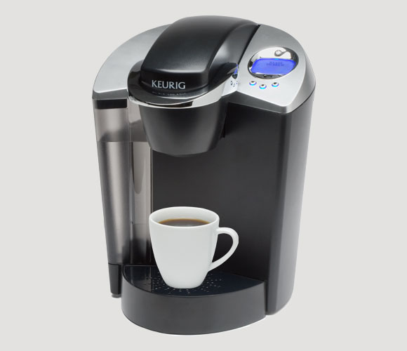 keurig coffee machine instructions