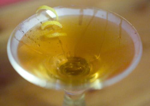 Kirsch Liqueur Drink