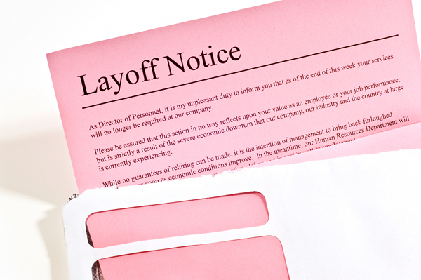Layoff Announcement Email