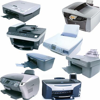 Lots of Printers