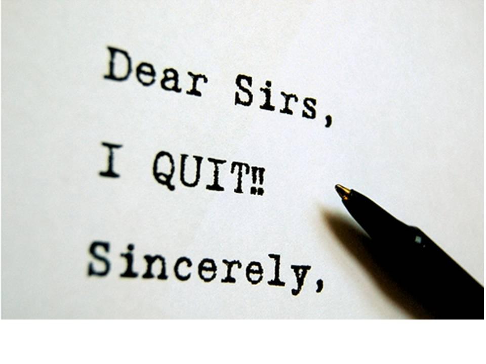 Nursing Resignation Email