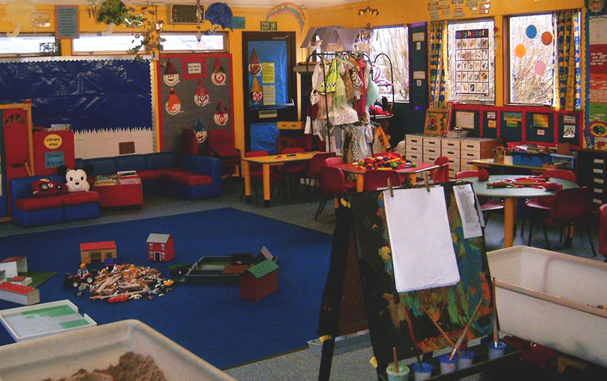 Preschool Playgroups in Dubai