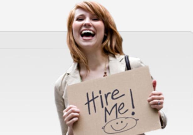 Job seeker teen